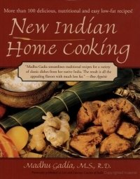 The New Indian Home Cooking Book Cover
